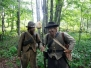 Re-enactors Trek to Annual Event