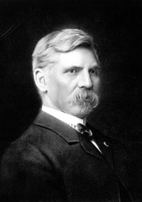 Bennett Young in his later years.