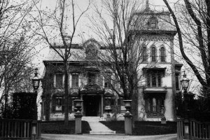 Gov. J. Gregory Smith's Mansion on Congress Street