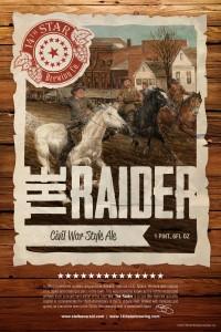 The-Raider-Ale---Poster